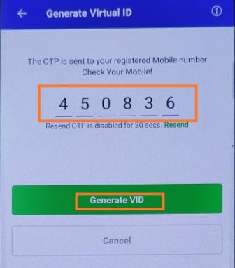 enter-otp-to-generate-vid-using-maadhar-app