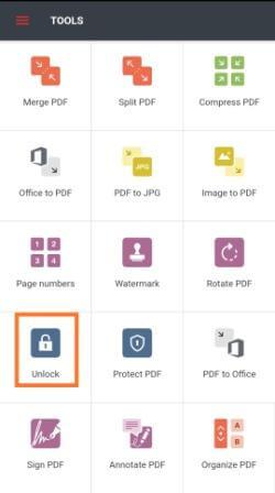 unlock-option-on-mobile-app